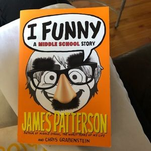 I Funny A Middle School Story by James Patterson